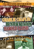 Charlie Chaplin/Buster Keaton/Harold Lloyd Triple Feature - A Burlesque On Carmen/Steamboat Bill/