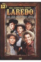 Laredo - The Complete Series