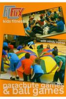 FitFlix Kids Fitness: Parachute Games & Ball Games