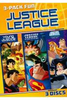 Justice League: 3-Pack Fun