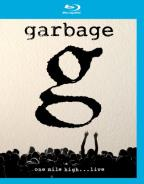 Garbage: One Mile High... Live
