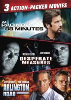 88 Minutes/Desperate Measures/Arlington Road