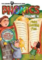 Learning Treehouse Series - Phonics: Vol. 4