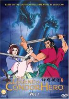 Legend of Condor Hero - Volume 1