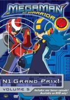 Megaman: NT Warrior - Vol. 5: Grand Prix!