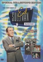Very Best Of The Ed Sullivan Show, The - Vol. 1 Unforgettable Performances