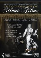 Golden Age Of Silent Films - 2 Disc Set