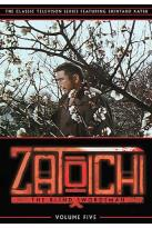Zatoichi TV Series - Vol. 5