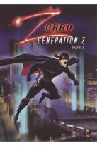 Zorro: Generation Z, Vol. 5