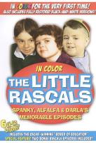 Little Rascals: Spanky, Alfalfa & Darla's Memorable Episodes