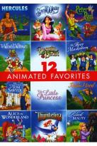12 Animated Favorites