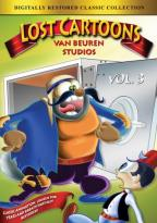 Lost Van Beuren Studios Cartoons