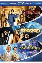 Kid 3-Pack: Night at the Museum/Eragon/Mr. Magorium's Wonder Emporium