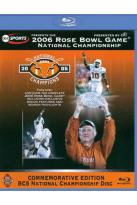2006 Rose Bowl - Texas Vs. USC