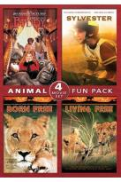 Animal Fun Pack: Buddy/Sylvester/Born Free/Living Free