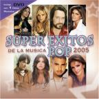 Super Exitos De La Musica Pop:CD/DVD