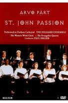 Hilliard Ensemble: Arvo Part - St. John Passion