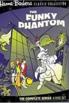 Hanna-Barbera Classic Collection - The Funky Phantom - The Complete Series