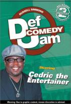 Def Comedy Jam: Best of Cedric The Entertainer DVD 2-Pack