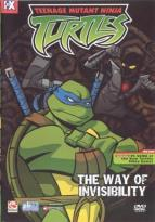 Teenage Mutant Ninja Turtles - Vol. 3: The Way of Invisibility