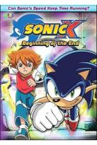 Sonic X - Vol. 10: The Beginning Of The End