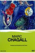 Portrait of an Artist - Marc Chagall