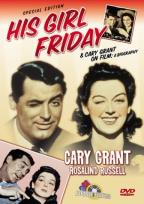 His Girl Friday/Cary Grant On Film