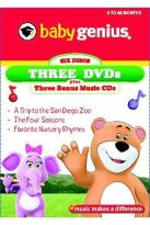 Favorite Nursery Rhymes/Trip To The San Diego Zoo/Four Seasons