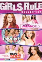 Girls Rule Collection - Clueless/Mean Girls/She's the Man