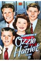 Adventures of Ozzie & Harriet - Vol. 8