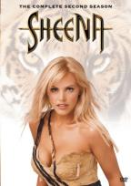 Sheena - The Complete Second Season