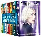 Medium: Seasons 1-6