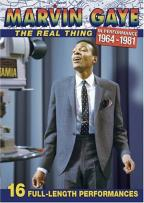 Marvin Gaye - Real Thing in Performance 1964 - 1981