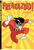 Steven Spielberg Presents Freakazoid! - The Complete First Season