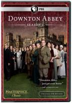 Masterpiece Classic: Downton Abbey - The Complete Second Season