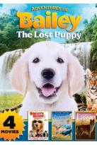 Adventures of Bailey: The Lost Puppy/Bailey's Billions/More Than Puppy Love/The Painted Hills
