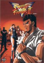 Street Fighter II V - DVD Vol. 3