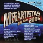 Megartistas Del Ano 2006: CD/DVD