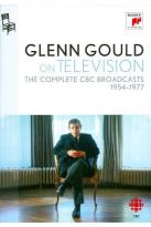 Glenn Gould on Television - The Complete CBC Broadcasts 1954-1977
