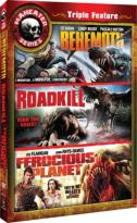 Maneater Series: Behemoth/Roadkill/Ferocious Planet