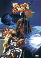 Street Fighter II V - DVD Vol. 4