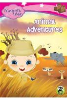 Franny's Feet: Animal Adventures