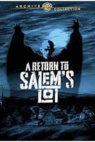 Return to Salem's Lot