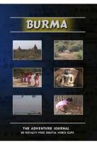 Burma Royalty Free Stock Footage