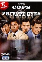 TV's Cops & Private Eyes