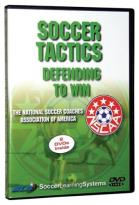 Soccer Tactics: Defending To Win
