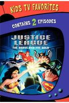 Justice League: The Brave and The Bold # 1