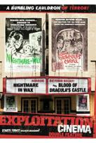 Exploitation Cinema: Nightmare In Wax / Blood Of Dracula's Castle