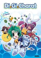 Di Gi Charat Original TV Series