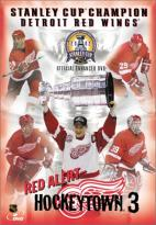 Stanley Cup Champions 2002 - Detroit Red Wings